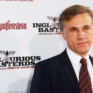 "Christoph Waltz in ""Inglourious Basterds"" Los Angeles Premiere - Arrivals"