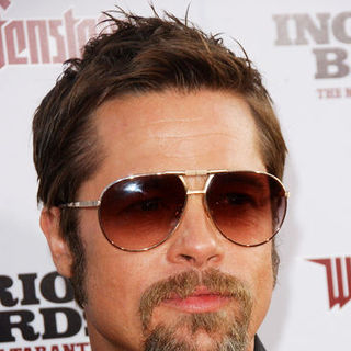 "Brad Pitt in ""Inglourious Basterds"" Los Angeles Premiere - Arrivals"