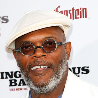 "Samuel L. Jackson in ""Inglourious Basterds"" Los Angeles Premiere - Arrivals"