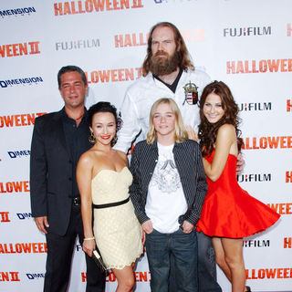 """H2: Halloween 2"" Los Angeles Premiere - Arrivals - ALO-082618"