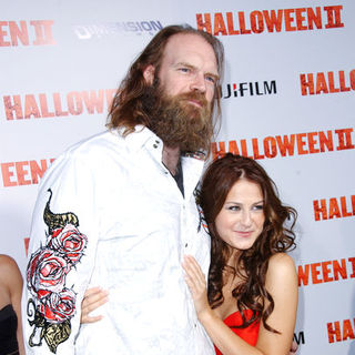 "Tyler Mane, Scout Taylor-Compton in ""H2: Halloween 2"" Los Angeles Premiere - Arrivals"