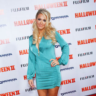 "Kaya Jones in ""H2: Halloween 2"" Los Angeles Premiere - Arrivals"