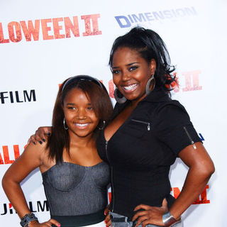 "Shar Jackson in ""H2: Halloween 2"" Los Angeles Premiere - Arrivals"