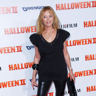 "Sybil Danning in ""H2: Halloween 2"" Los Angeles Premiere - Arrivals"