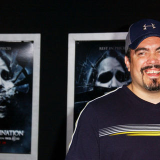 "David Zayas in ""The Final Destination"" World Premiere - Arrivals"