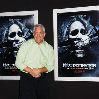 "Craig Perry in ""The Final Destination"" World Premiere - Arrivals"