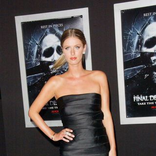 "Nicky Hilton in ""The Final Destination"" World Premiere - Arrivals"