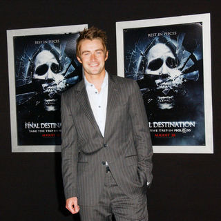 "Robert Buckley in ""The Final Destination"" World Premiere - Arrivals - ALO-083055"