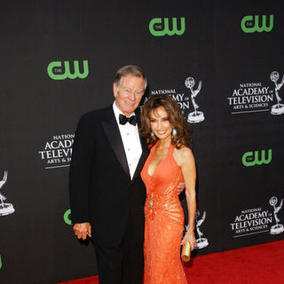 Helmut Huber, Susan Lucci in 36th Annual Daytime EMMY Awards - Arrivals