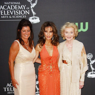 Susan Lucci, Agnes Nixon in 36th Annual Daytime EMMY Awards - Arrivals