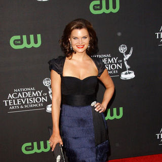 Heather Tom in 36th Annual Daytime EMMY Awards - Arrivals