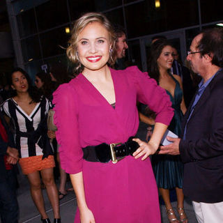 "Leah Pipes in ""Sorority Row"" Los Angeles Premiere - Arrivals - ALO-084510"
