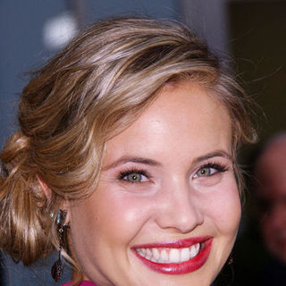 "Leah Pipes in ""Sorority Row"" Los Angeles Premiere - Arrivals - ALO-084518"