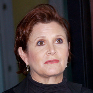 "Carrie Fisher in ""Sorority Row"" Los Angeles Premiere - Arrivals"