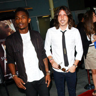 "Shwayze, Cisco Adler in ""Sorority Row"" Los Angeles Premiere - Arrivals"
