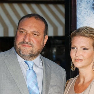 "Joel Silver, Karyn Fields in ""Whiteout"" Los Angeles Premiere - Arrivals"