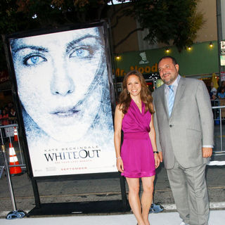 "Susan Levin, Joel Silver in ""Whiteout"" Los Angeles Premiere - Arrivals"