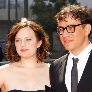 Elisabeth Moss, Fred Armisen in 61st Annual Primetime Creative Arts Emmy Awards - Arrivals