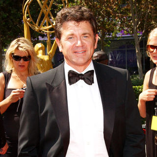 John Michael Higgins in 61st Annual Primetime Creative Arts Emmy Awards - Arrivals