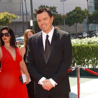 Seth MacFarlane in 61st Annual Primetime Creative Arts Emmy Awards - Arrivals