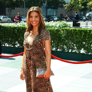 Callie Thorne in 61st Annual Primetime Creative Arts Emmy Awards - Arrivals