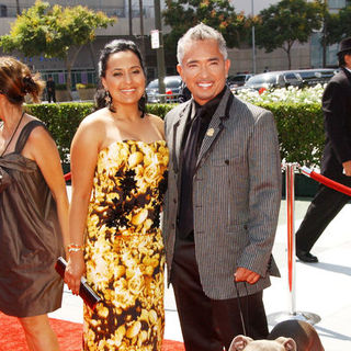 Cesar Millan in 61st Annual Primetime Creative Arts Emmy Awards - Arrivals