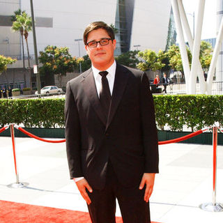 Rich Sommer in 61st Annual Primetime Creative Arts Emmy Awards - Arrivals