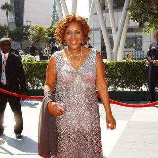 CCH Pounder in 61st Annual Primetime Creative Arts Emmy Awards - Arrivals