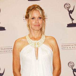 Andrea Roth in 61st Annual Primetime Creative Arts Emmy Awards - Press Room