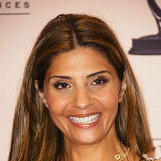 Callie Thorne in 61st Annual Primetime Creative Arts Emmy Awards - Press Room