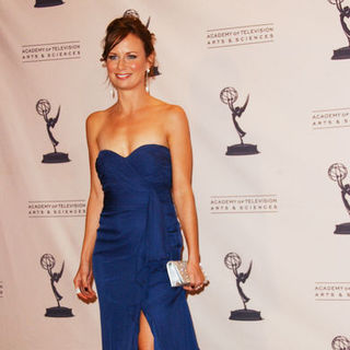Mary Lynn Rajskub in 61st Annual Primetime Creative Arts Emmy Awards - Press Room