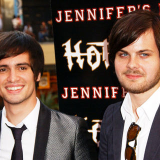 "Panic At the Disco in ""Jennifer's Body"" Fan Event - Arrivals"