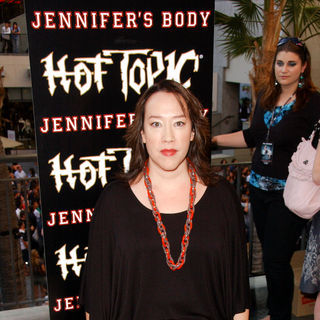 "Karyn Kusama in ""Jennifer's Body"" Fan Event - Arrivals"