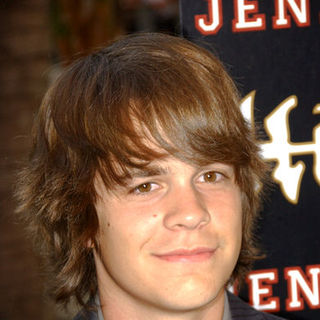 "Johnny Simmons in ""Jennifer's Body"" Fan Event - Arrivals"