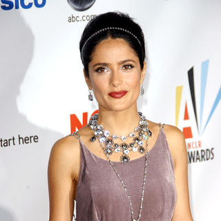 Salma Hayek in 2009 NCLR ALMA Awards - Arrivals