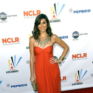 Jamie-Lynn Sigler in 2009 NCLR ALMA Awards - Arrivals