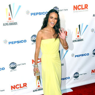 Jordana Brewster in 2009 NCLR ALMA Awards - Arrivals