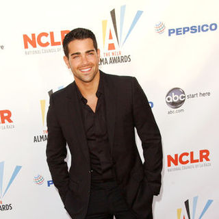 Jesse Metcalfe in 2009 NCLR ALMA Awards - Arrivals