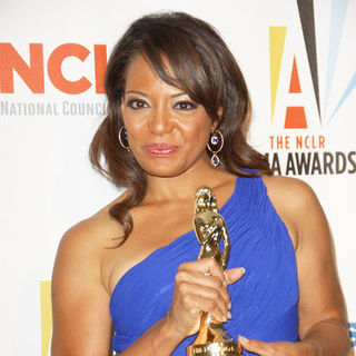 Lauren Velez in 2009 NCLR ALMA Awards - Press Room