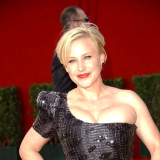 Patricia Arquette in The 61st Annual Primetime Emmy Awards - Arrivals