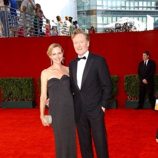 Conan O'Brien in The 61st Annual Primetime Emmy Awards - Arrivals