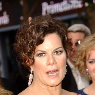 Marcia Gay Harden in The 61st Annual Primetime Emmy Awards - Arrivals