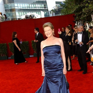Dianne Wiest in The 61st Annual Primetime Emmy Awards - Arrivals