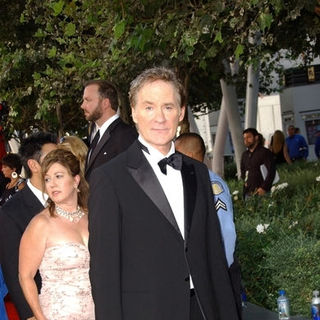 Kevin Kline in The 61st Annual Primetime Emmy Awards - Arrivals