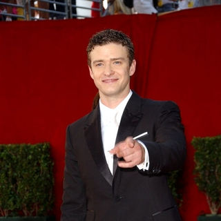 Justin Timberlake in The 61st Annual Primetime Emmy Awards - Arrivals