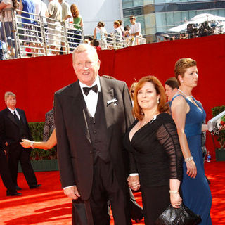 Ken Howard in The 61st Annual Primetime Emmy Awards - Arrivals