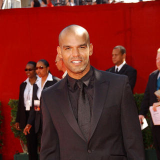 Amaury Nolasco in The 61st Annual Primetime Emmy Awards - Arrivals