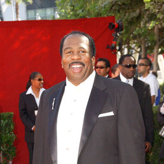 Leslie David Baker in The 61st Annual Primetime Emmy Awards - Arrivals