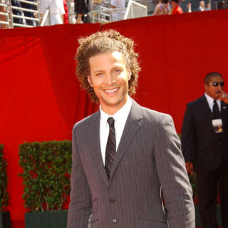 Justin Guarini in The 61st Annual Primetime Emmy Awards - Arrivals