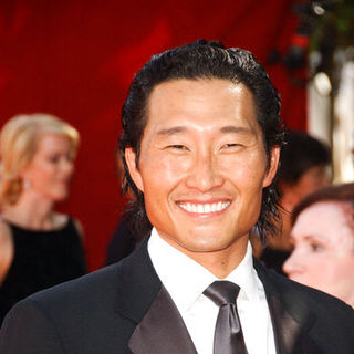Daniel Dae Kim in The 61st Annual Primetime Emmy Awards - Arrivals